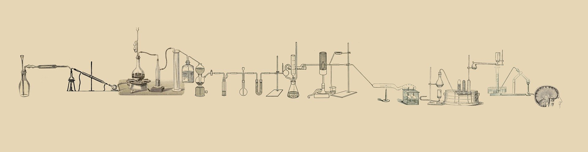 laboratory equipment graphic