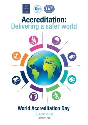 world accreditation day logo